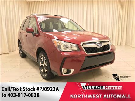 2016 Subaru Forester 2.0XT Touring (Stk: PJ0923A) in Calgary - Image 1 of 30