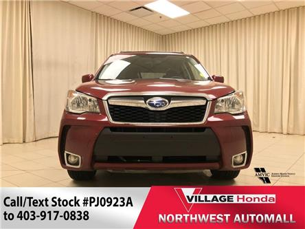 2016 Subaru Forester 2.0XT Touring (Stk: PJ0923A) in Calgary - Image 2 of 30