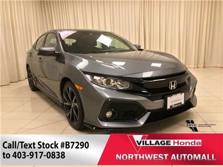 2017 Honda Civic Sport (Stk: B7290) in Calgary - Image 1 of 30