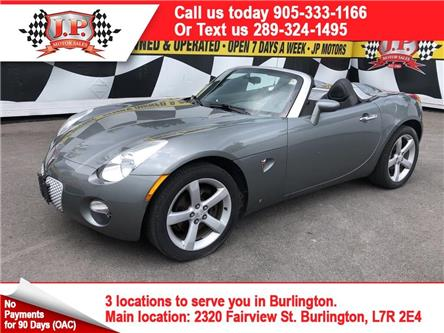 2006 Pontiac Solstice Base (Stk: 47422CO) in Burlington - Image 1 of 17