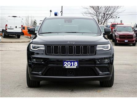 2018 Jeep Grand Cherokee OVERLAND| HIGH ALTITUDE| AIR SUSPENSION & MORE (Stk: K520A) in Burlington - Image 2 of 50
