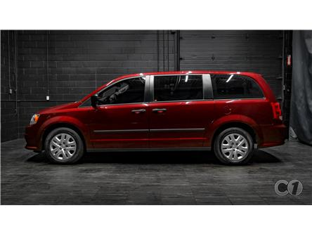 2017 Dodge Grand Caravan CVP/SXT (Stk: CT19-406) in Kingston - Image 1 of 35