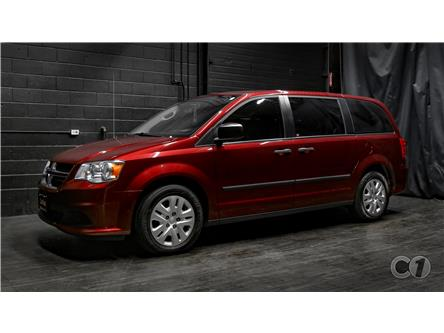 2017 Dodge Grand Caravan CVP/SXT (Stk: CT19-406) in Kingston - Image 2 of 35