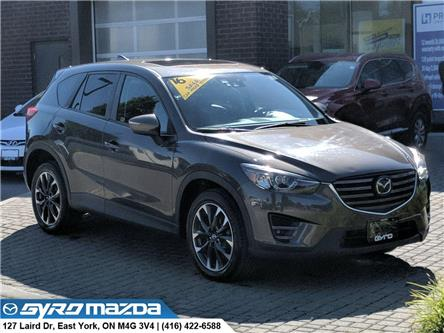 2016 Mazda CX-5 GT (Stk: 28962A) in East York - Image 1 of 30