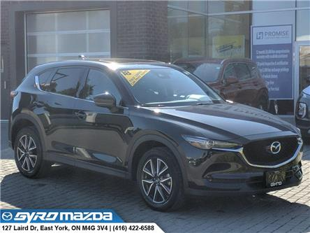 2018 Mazda CX-5 GT (Stk: 29067A) in East York - Image 1 of 30