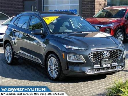 2018 Hyundai Kona 2.0L Preferred (Stk: H5259A) in Toronto - Image 1 of 28