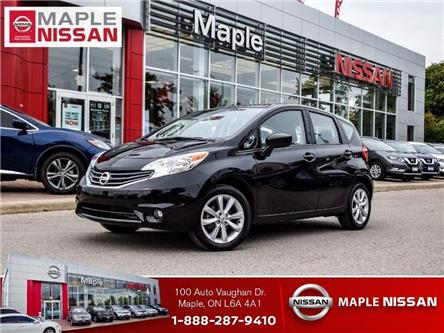 2015 Nissan Versa Note SL-Alloys,Navi,Push Start, Camera, Low Mileage! (Stk: M19K065A) in Maple - Image 1 of 23
