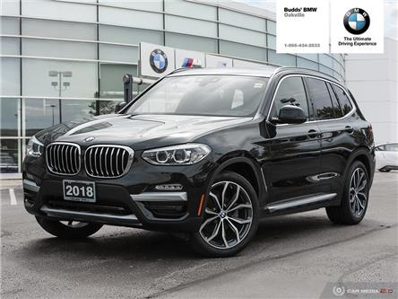 2018 BMW X3 xDrive30i (Stk: DB5740) in Oakville - Image 1 of 27