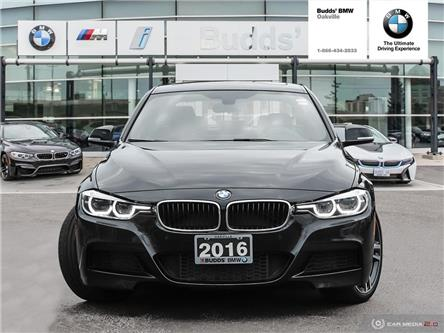 2016 BMW 340i xDrive (Stk: DB5754) in Oakville - Image 2 of 27