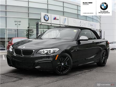 2018 BMW M240i xDrive (Stk: B946191D) in Oakville - Image 1 of 27