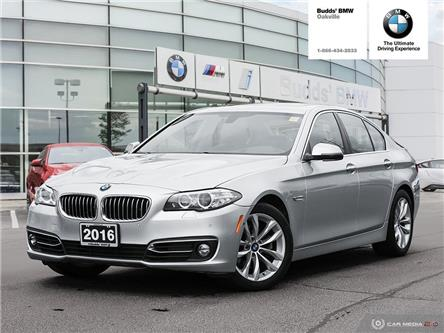 2016 BMW 528i xDrive (Stk: B678290A) in Oakville - Image 1 of 27