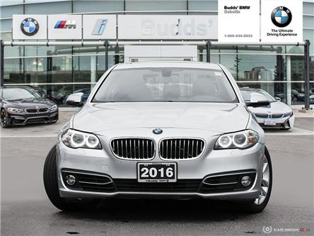 2016 BMW 528i xDrive (Stk: B678290A) in Oakville - Image 2 of 27