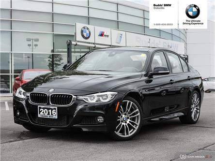 2016 BMW 340i xDrive (Stk: DB5714) in Oakville - Image 1 of 27