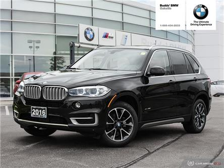 2016 BMW X5 xDrive35i (Stk: DB5727) in Oakville - Image 1 of 27