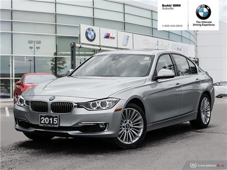 2015 BMW 328i xDrive (Stk: DB5732) in Oakville - Image 1 of 27