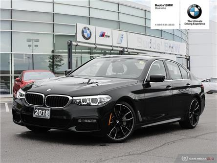 2018 BMW 540i xDrive (Stk: B915719D) in Oakville - Image 1 of 27