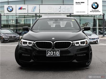 2018 BMW 540i xDrive (Stk: B915719D) in Oakville - Image 2 of 27