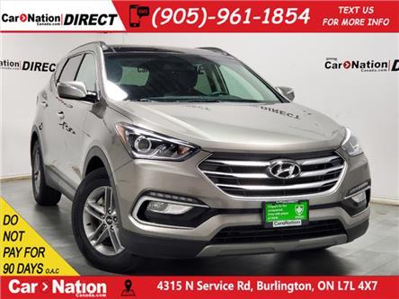 2018 Hyundai Santa Fe Sport  (Stk: DRD2644) in Burlington - Image 1 of 39