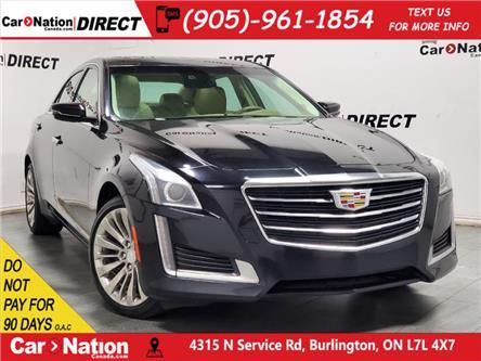 2015 Cadillac CTS 2.0L Turbo Luxury (Stk: CN5937) in Burlington - Image 1 of 39