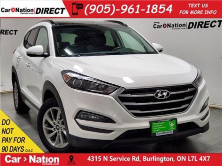 2018 Hyundai Tucson  (Stk: DRD2688) in Burlington - Image 1 of 36