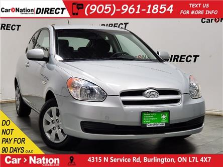 2010 Hyundai Accent  (Stk: DRD2489A) in Burlington - Image 1 of 28