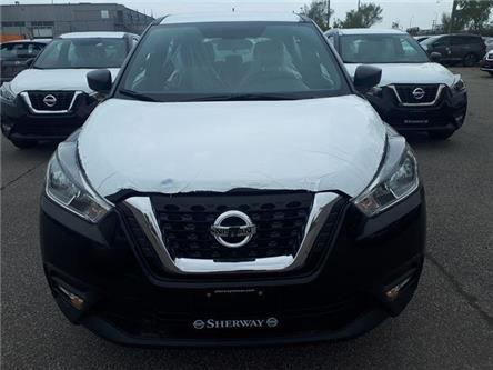 2019 Nissan Kicks SV (Stk: K19016) in Toronto - Image 1 of 4