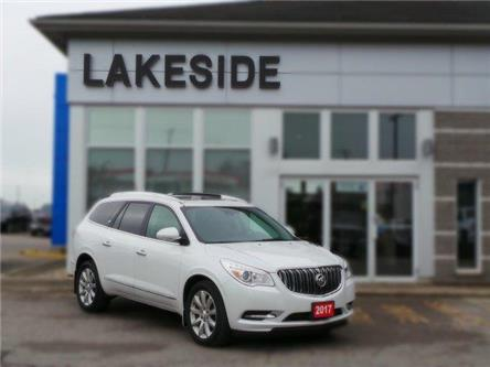 2017 Buick Enclave Premium (Stk: P6195) in Southampton - Image 1 of 16
