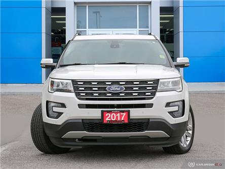 2017 Ford Explorer Limited (Stk: 7639P) in Mississauga - Image 2 of 27
