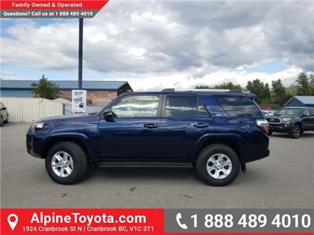 2019 Toyota 4Runner SR5 (Stk: 5736831) in Cranbrook - Image 2 of 26