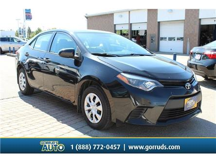 2014 Toyota Corolla LE (Stk: 205409) in Milton - Image 1 of 16