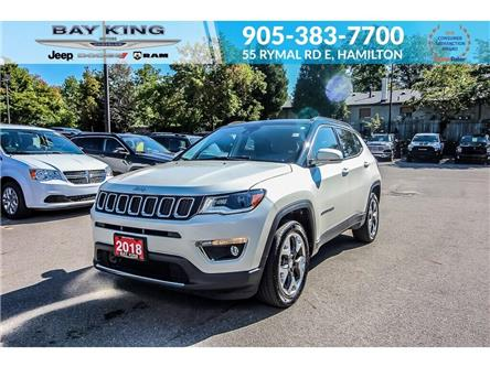 2018 Jeep Compass Limited (Stk: 6937R) in Hamilton - Image 1 of 28