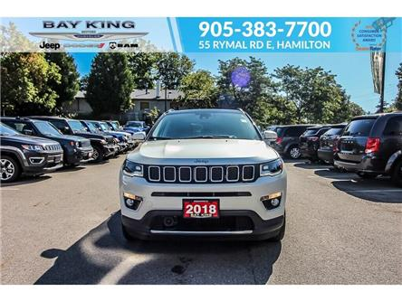 2018 Jeep Compass Limited (Stk: 6937R) in Hamilton - Image 2 of 28