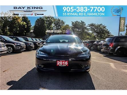 2016 Chrysler 200 S (Stk: 6941) in Hamilton - Image 2 of 25