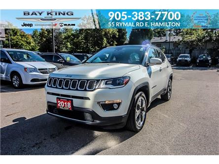 2018 Jeep Compass Limited (Stk: 6939R) in Hamilton - Image 1 of 28