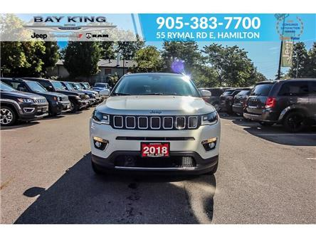 2018 Jeep Compass Limited (Stk: 6939R) in Hamilton - Image 2 of 28