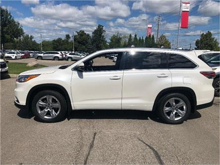 2016 Toyota Highlander Limited (Stk: U2726) in Vaughan - Image 2 of 18
