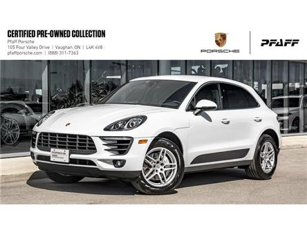 2018 Porsche Macan S (Stk: U8162) in Vaughan - Image 1 of 22