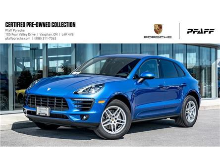 2018 Porsche Macan  (Stk: U8168) in Vaughan - Image 1 of 22