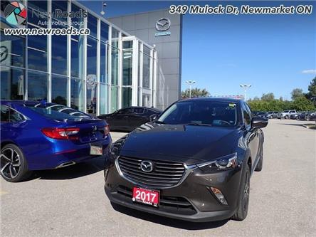 2017 Mazda CX-3 GT (Stk: 14273) in Newmarket - Image 1 of 30
