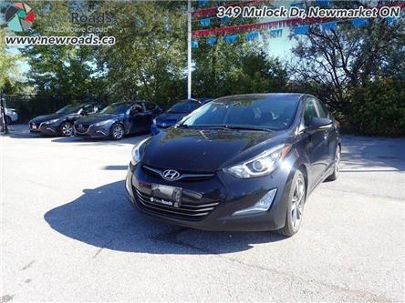 2016 Hyundai Elantra Limited (Stk: 41275A) in Newmarket - Image 1 of 14