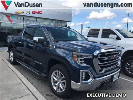 2019 GMC Sierra 1500 SLT (Stk: 194743) in Ajax - Image 1 of 30