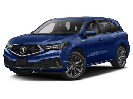 2020 Acura MDX A-Spec (Stk: L801133) in Brampton - Image 1 of 9