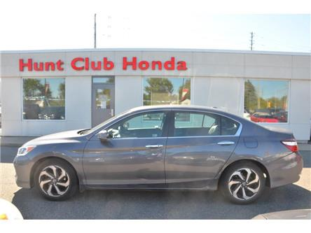 2016 Honda Accord EX-L (Stk: 7279A) in Gloucester - Image 1 of 26