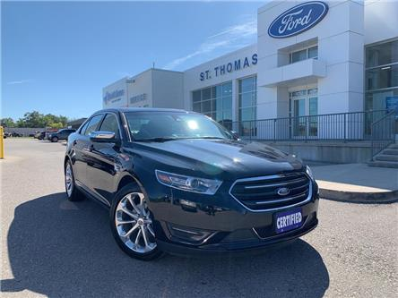 2019 Ford Taurus Limited (Stk: P6872A) in St. Thomas - Image 1 of 26