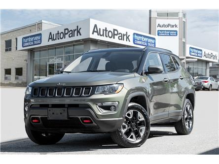 2018 Jeep Compass Trailhawk (Stk: ) in Mississauga - Image 1 of 20