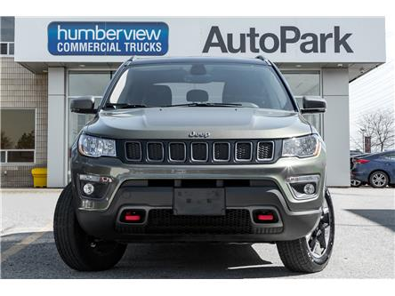 2018 Jeep Compass Trailhawk (Stk: ) in Mississauga - Image 2 of 20