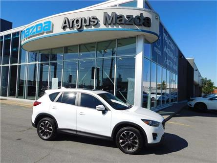 2016 Mazda CX-5 GT (Stk: 94732A) in Gatineau - Image 1 of 21