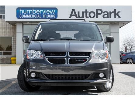 2018 Dodge Grand Caravan Crew (Stk: ) in Mississauga - Image 2 of 19