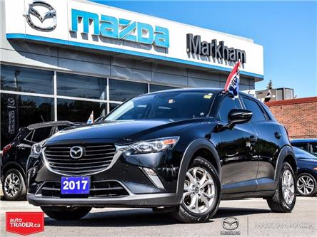 2017 Mazda CX-3 GS (Stk: P1909) in Markham - Image 1 of 28