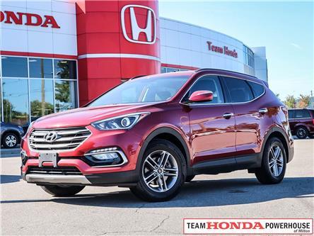 2017 Hyundai Santa Fe Sport 2.4 Premium (Stk: 191146A) in Milton - Image 1 of 28